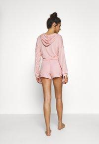Marks & Spencer London - SHORT LOUNGE SHORT - Pyjamasbukse - pink - 2