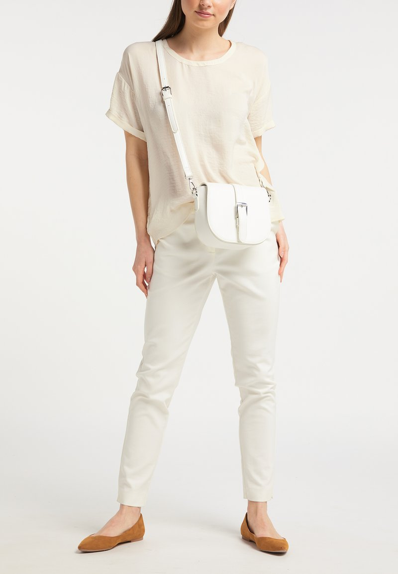 usha - Bandolera - white