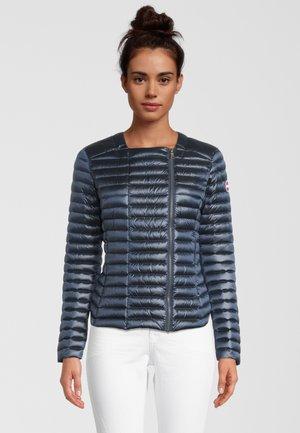 EXPOSE - Down jacket - dark navy blue