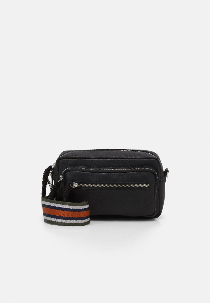 Becksöndergaard - SHEEN MALLY BAG - Across body bag - black
