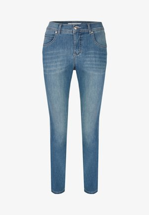 Slim fit jeans - hellblau
