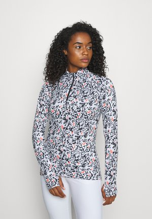 VIBE HALF ZIP LAYERING - Long sleeved top - multi-coloured
