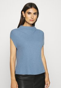 Rich & Royal - TABARD FULL - Basic T-shirt - dove blue - 0