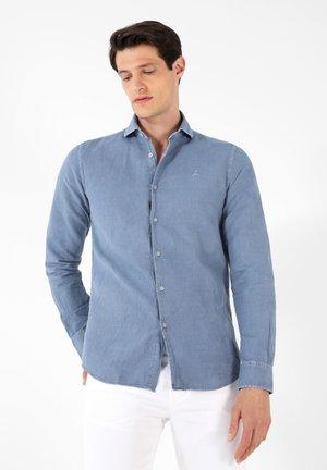 VINTAGE - Overhemd - denim