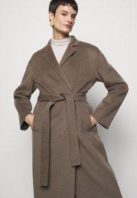 Filippa K - ALEXA COAT - Classic coat - dark taupe - 5