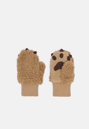 BEAR UNISEX - Manoplas - bruno brown