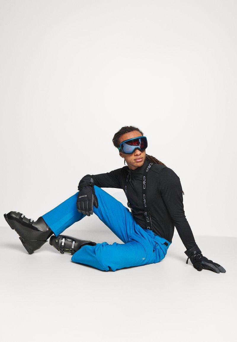 Giro - RINGO - Gogle narciarskie - blue neon lights/vivid roy