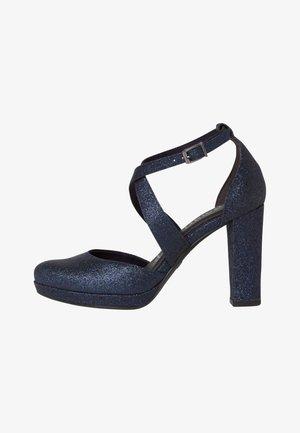 PUMPS - High heels - navy glam