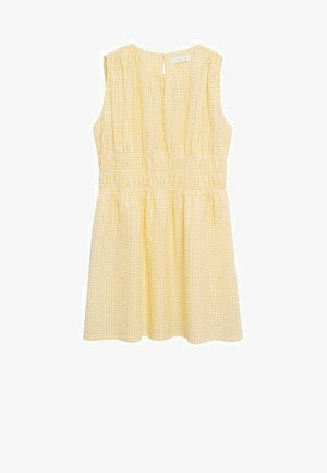 Day dress - jaune