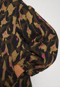 Diane von Furstenberg - CARMELLA COAT - Classic coat - cocoa brown - 5