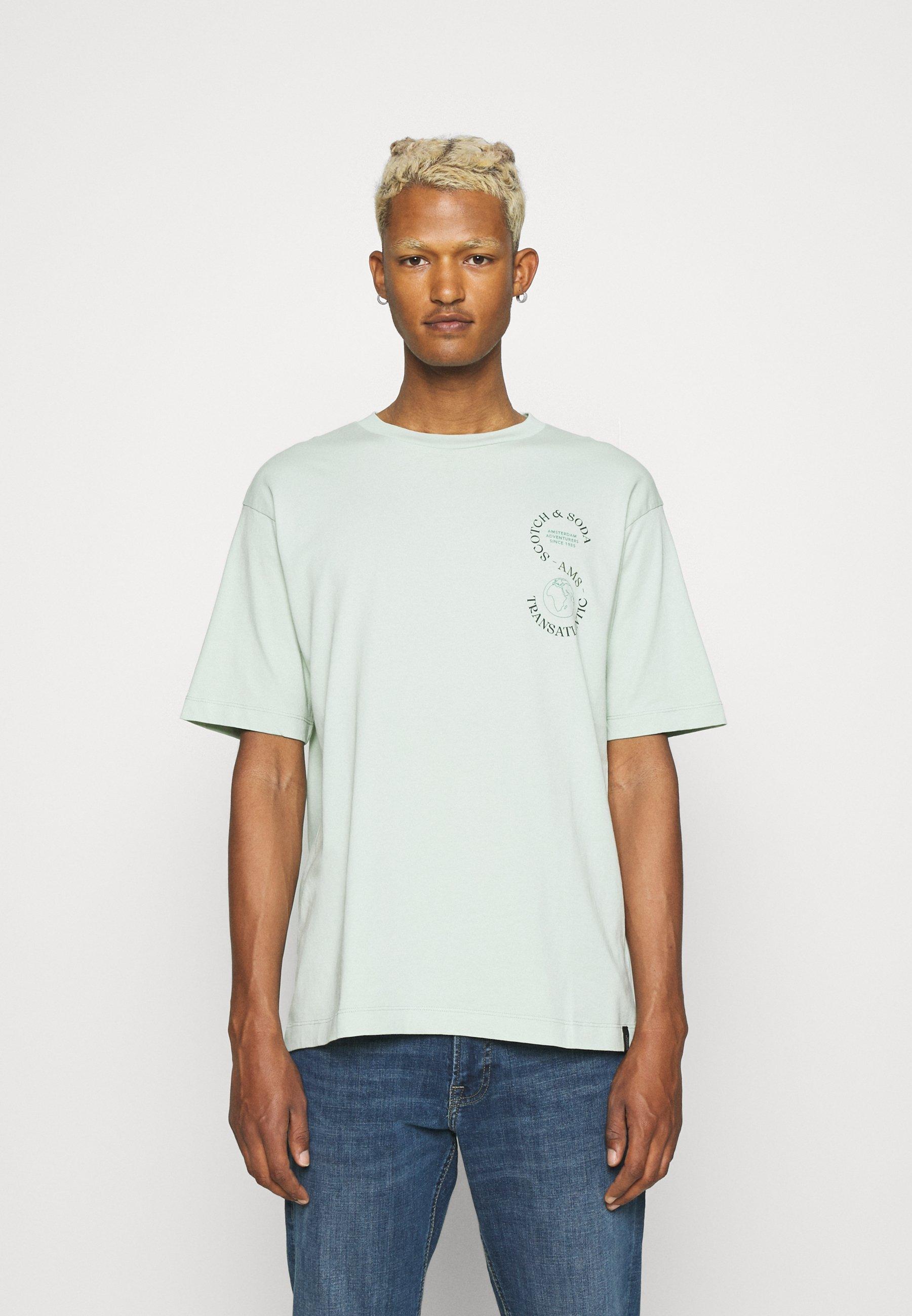 Herren ARTWORK TEE - T-Shirt print