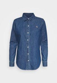 ULTRA - Button-down blouse - bright medium was