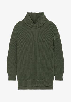 Pullover - fresh moss