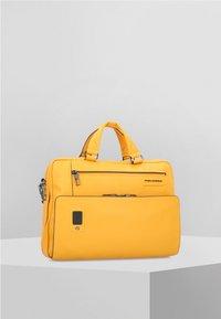 Piquadro - AKRON  - Briefcase - yellow - 0