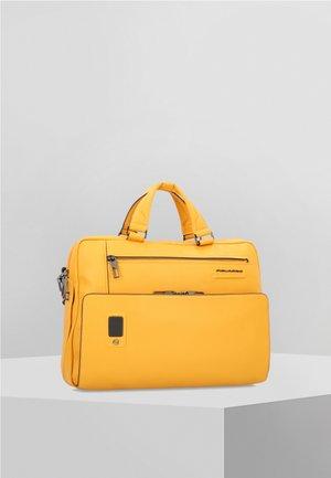 AKRON  - Briefcase - yellow