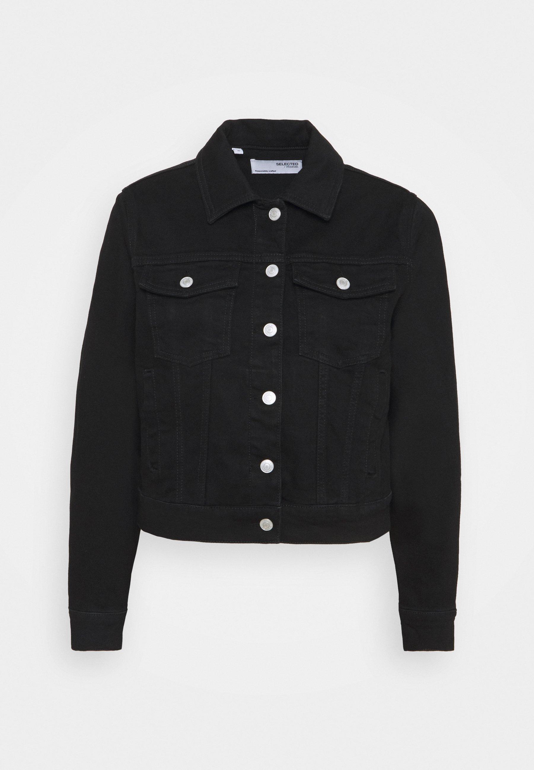 Women SLFKENNA JACKET - Denim jacket