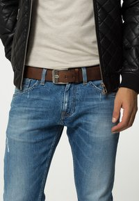 Diesel - BLUESTAR BELT - Skärp - brown - 1
