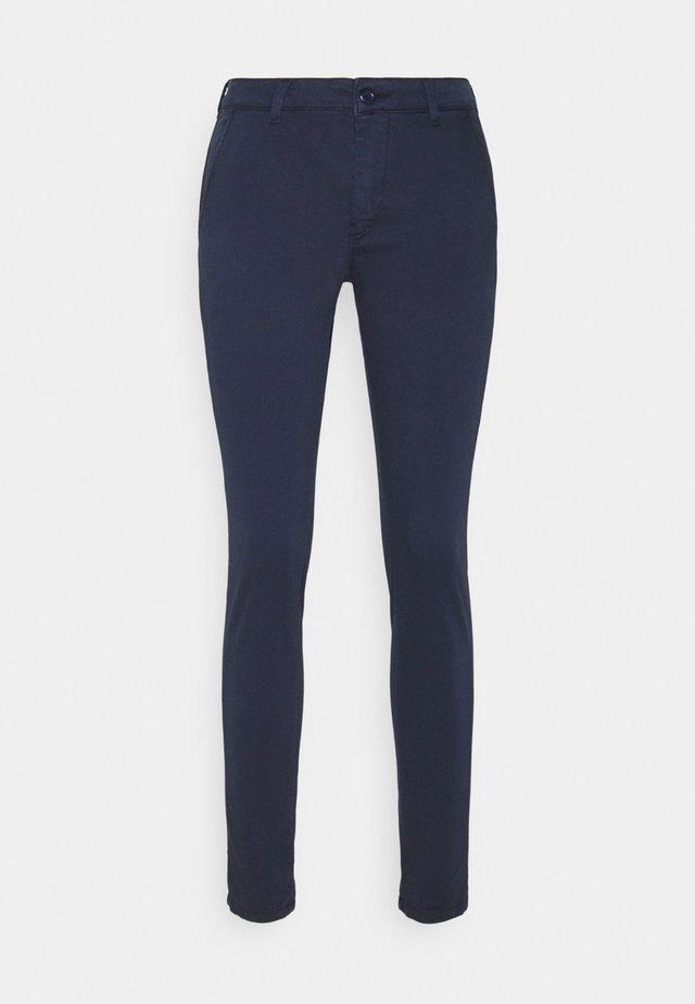 LIDY - Trousers - dark navy