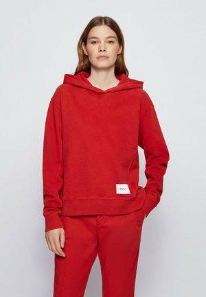 ESQUA - Hoodie - red