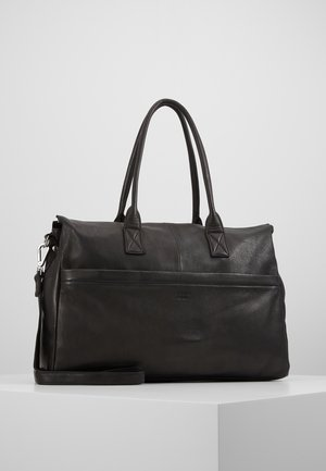 ANOUK BRIEF - Notebooktasche - black