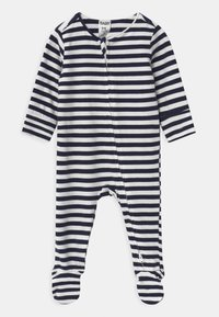 Cotton On - LONG SLEEVE ZIP 3 PACK UNISEX - Sleep suit - multi-coloured - 2