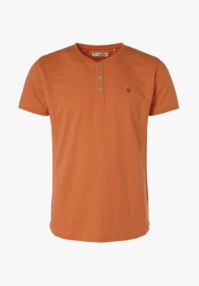No Excess - Basic T-shirt - orange