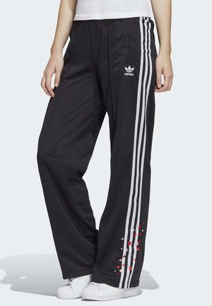 TRACKSUIT - Tracksuit bottoms - black