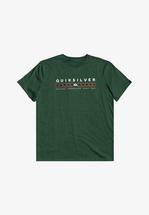 JUNGLE JIM - Print T-shirt - greener pastures