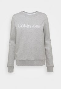 CORE LOGO - Sweatshirt - light grey heather