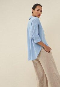 Salsa - MAGDALENA  - Button-down blouse - blau_8045 - 1