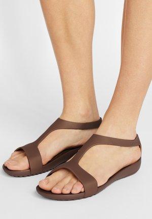 SERENA  - Slippers - bronze