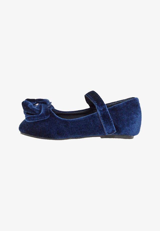 Ballerina's - dark blue