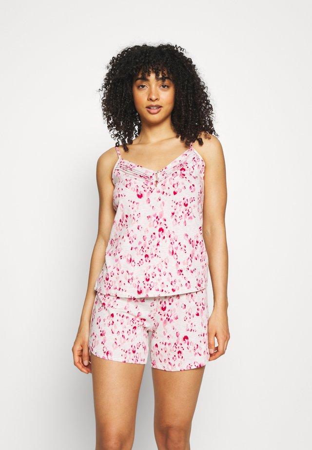 Pyžamo - pink