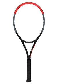 Wilson - CLASH 100 TOUR - Tennis racket - black/red - 1