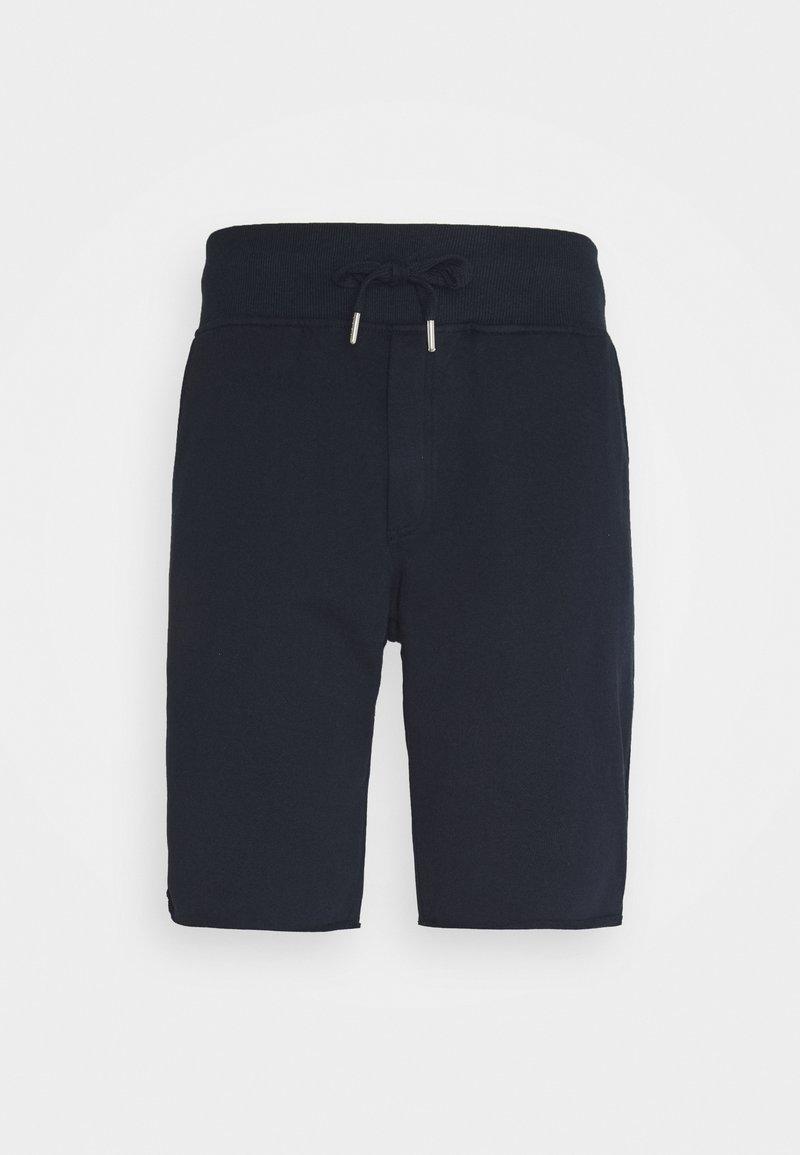 Schott - Tracksuit bottoms - navy