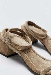 Massimo Dutti - Sandals - brown - 4