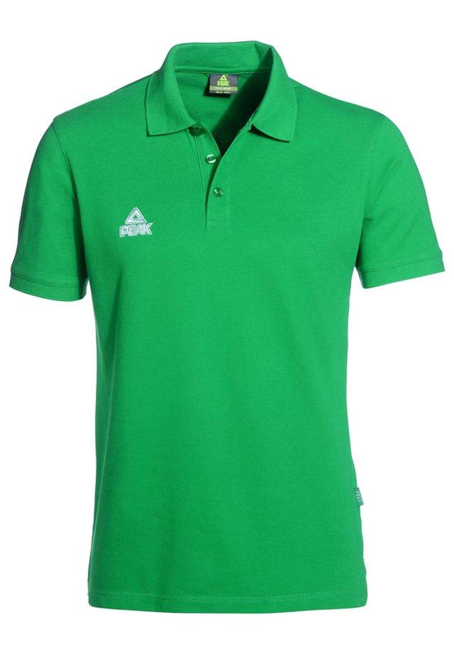 Polo shirt - vert
