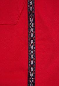s.Oliver - MIT GALONSTREIFEN - Day dress - red - 2