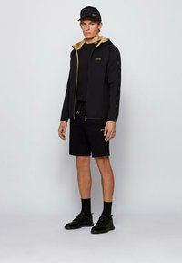 BOSS - Zip-up hoodie - black - 1
