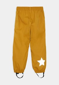 Molo - WAITS - Rain trousers - honey
