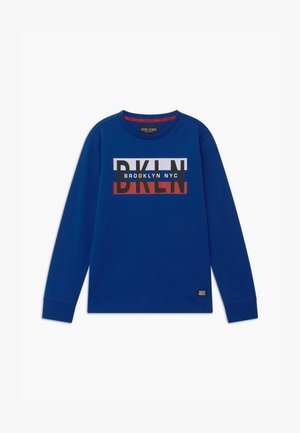 KIDS CHRISTOPERY - Long sleeved top - kobalt