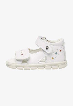 PALLIO - Walking sandals - weiß
