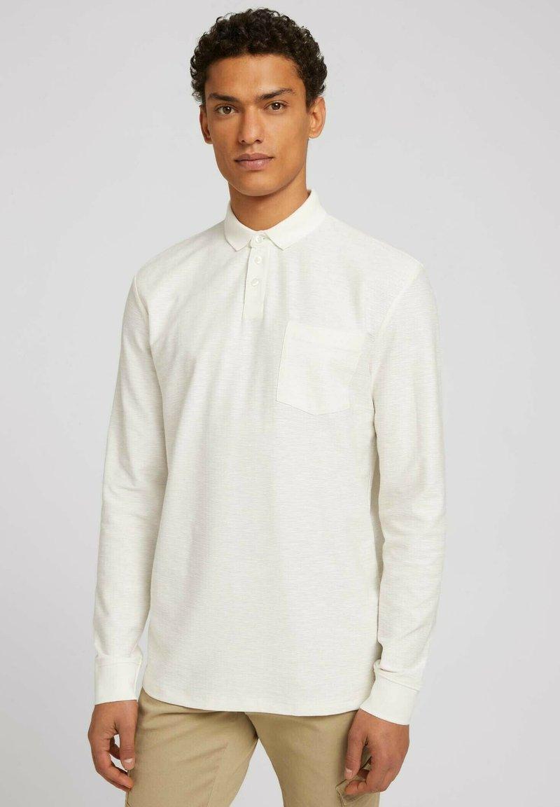 Mercer Amsterdam HOODIE - Sweatshirt - cream/beige