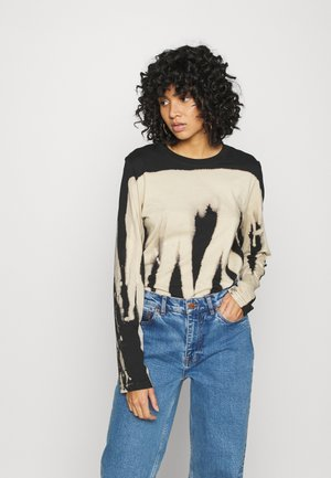 ALANIS PRINTED LONG SLEEVE - T-shirt à manches longues - tie dye