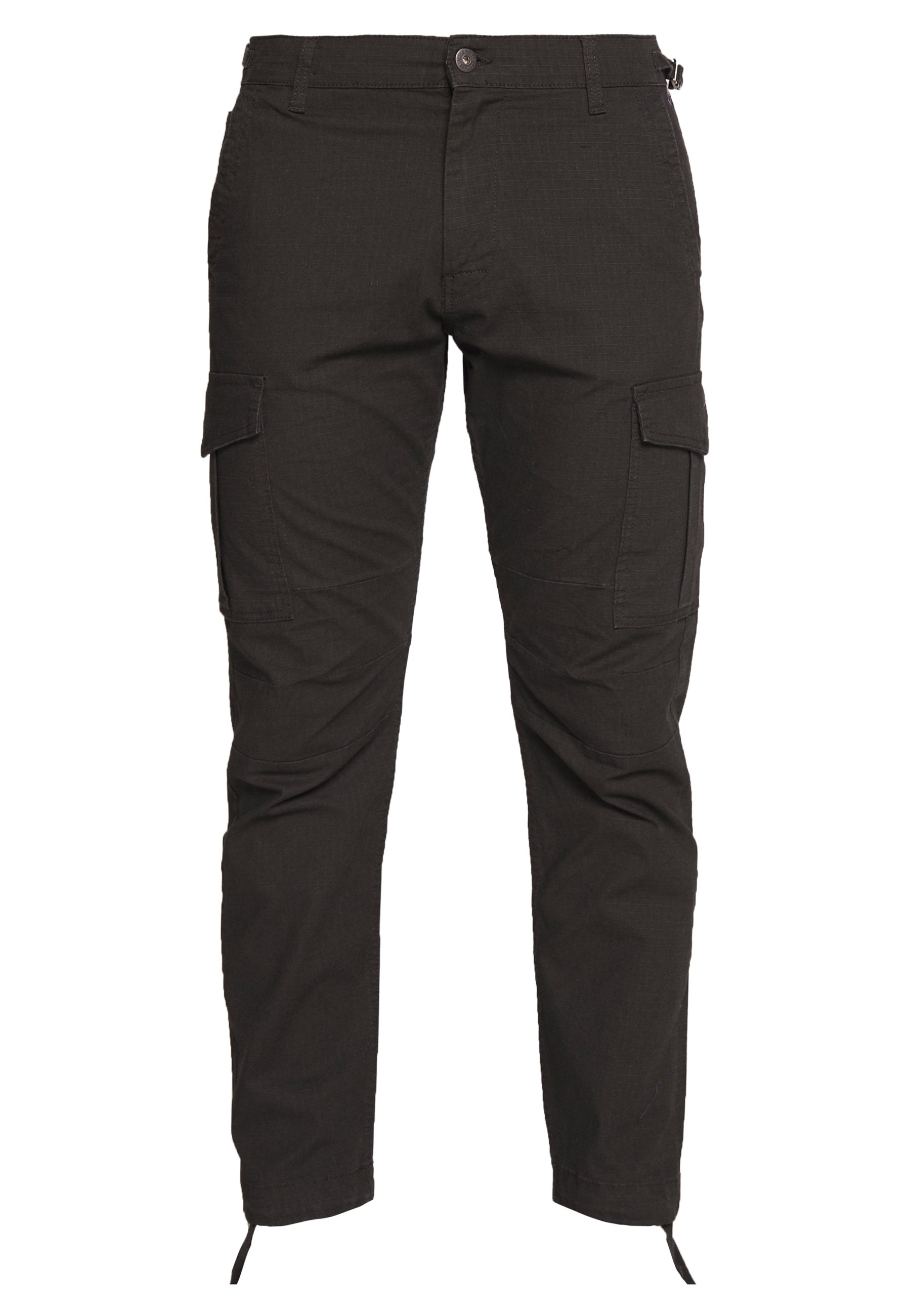 Jack & Jones JJIROB JJALFA  - Pantalon cargo - black