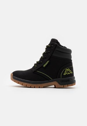 CAMMY UNISEX - Hikingschuh - black/lime