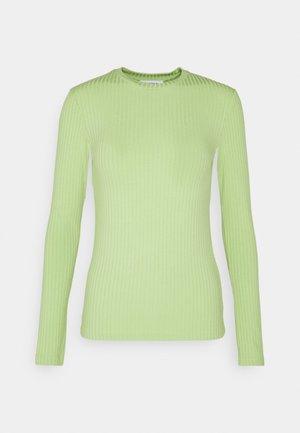 GINGER LONGSLEEVE - Long sleeved top - opaline green
