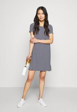 SWING - Jersey dress - navy