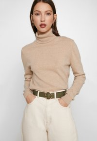 Object - OBJLULU L BELT  - Ceinture - burnt olive - 1
