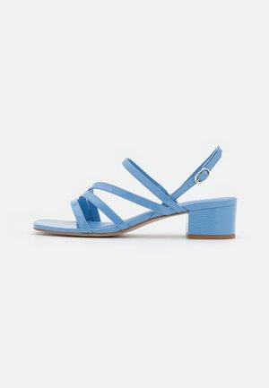 Sandals - bleu